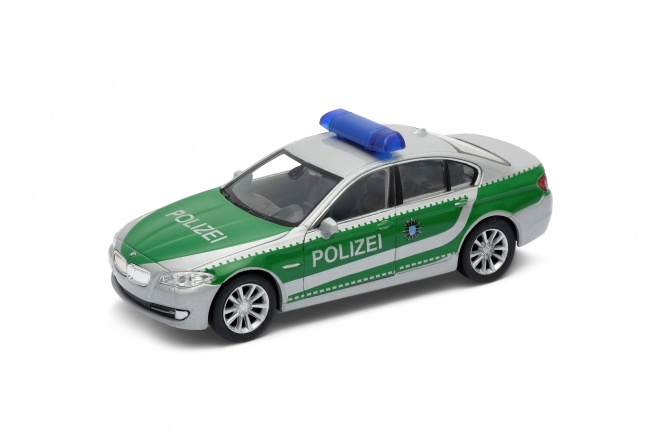 Welly BMW 535 Polizei 1:34