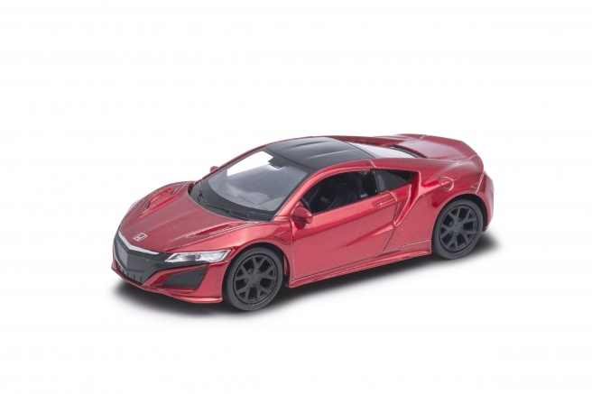 Welly Honda NSX Red 1:34