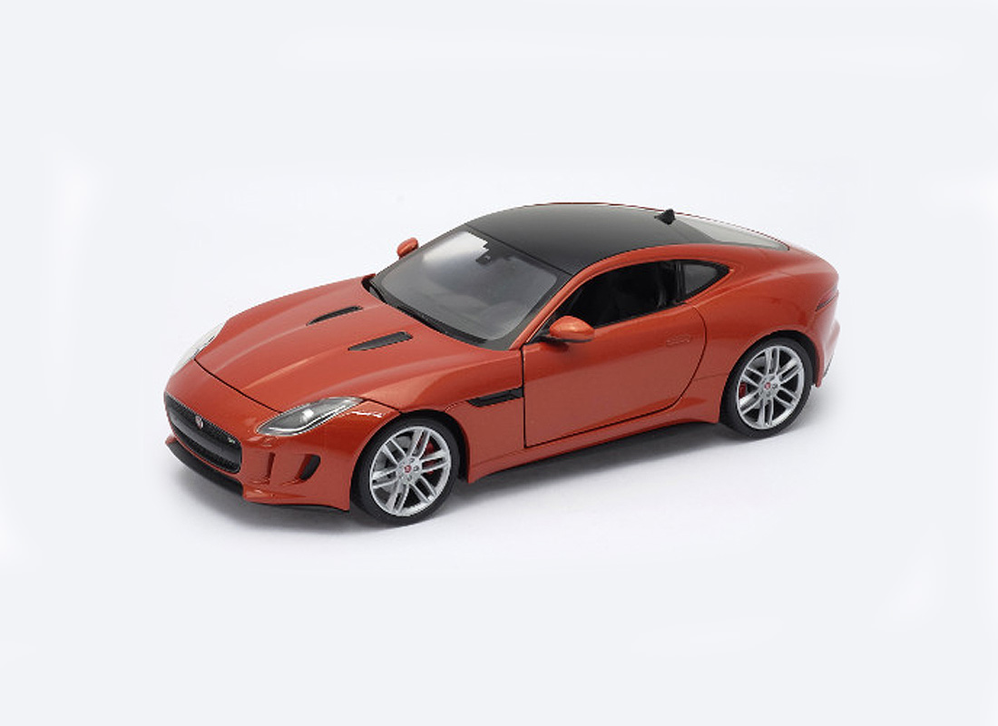 Welly Jaguar F-Type Coupe 1:24