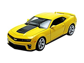 Welly Chevrolet Camaro ZL1 1:24