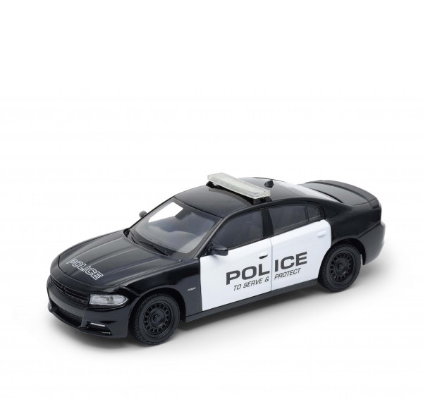 Welly Dodge Charger Pursuit 1:24
