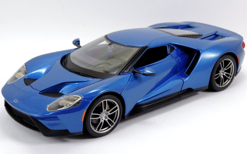 2017 Ford GT 1:18