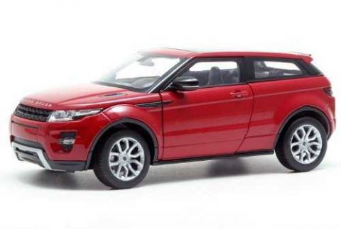 Land Rover Evoque 1:24