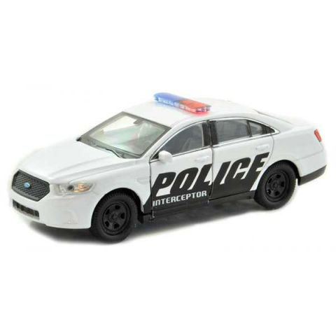 Welly Ford Policie Interceptor 1:34