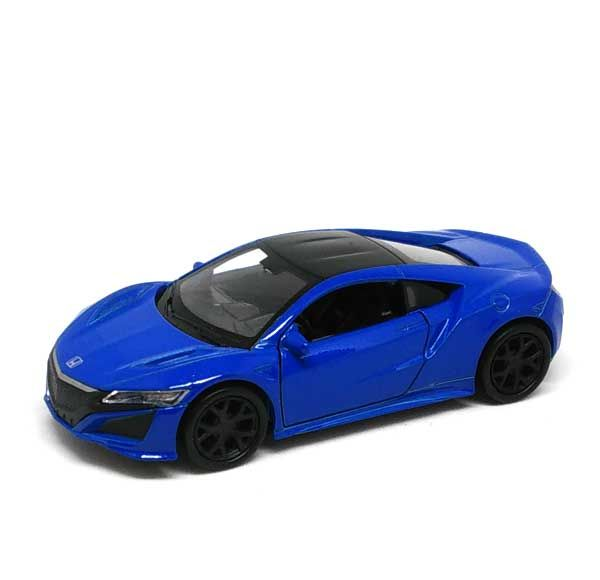 Welly Honda NSX Blue 1:34
