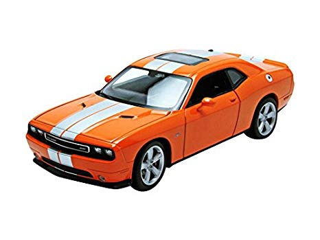 Welly Dodge Challenger SRT 1:24 Orange