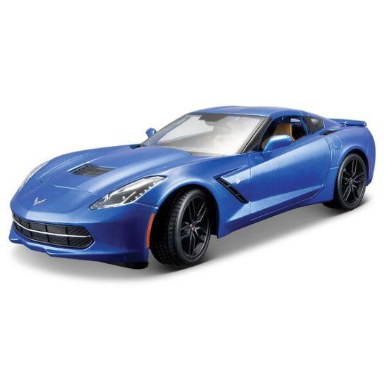 2014 Corvette Stingray Z51 1:18