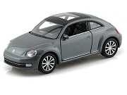 Welly Volkswagen The Beetle 1:34  šedý