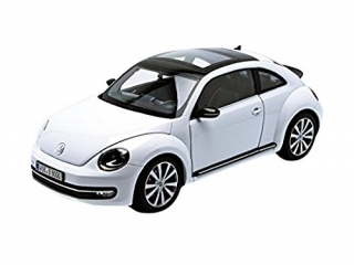 Welly VW 2012 New Beetle 1:24 White