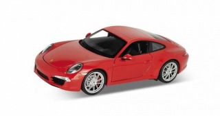 Welly Porsche 911 Carrera S 1:24 Red