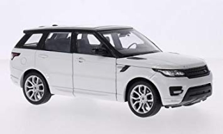 Welly Land Rover Range Rover Sport 1:24 White